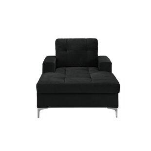 Quintara Retro Club Style Chaise Lounge