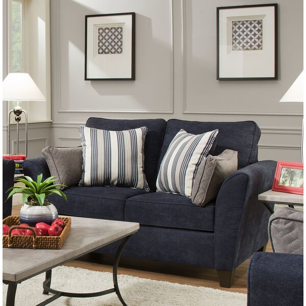 Online Shopping Discount Eaker Loveseat by Charlton Home by Charlton Home