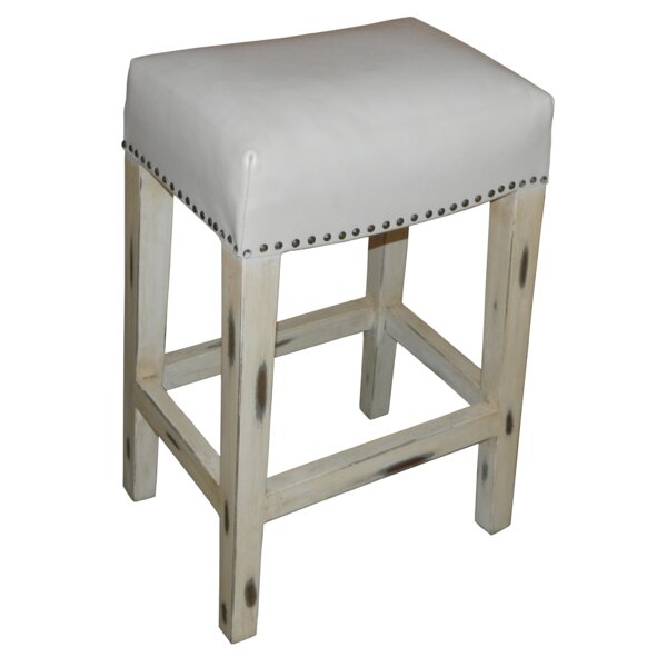 Amhold 30 Bar Stool (Set of 2) by One Allium WayAmhold 30 Bar Stool (Set of 2) by One Allium Way