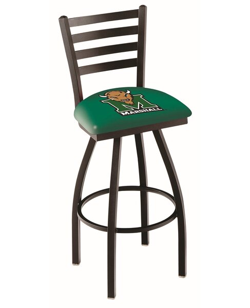 NCAA 44 Swivel Bar Stool by Holland Bar Stool