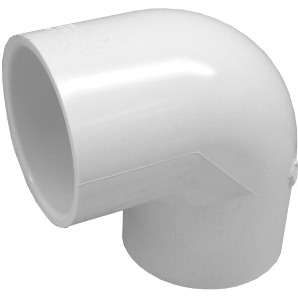 PVC 90 Elbow by GenovaProducts