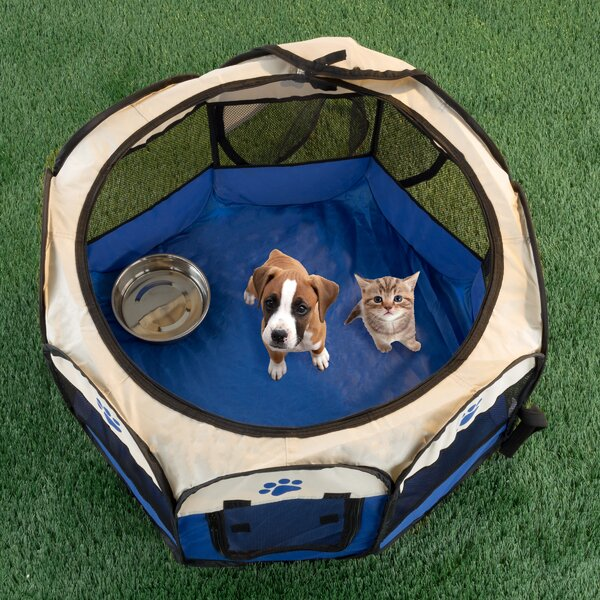 Pop-up Pet Pen by Petmaker