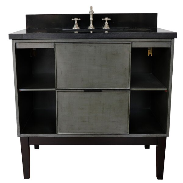 Aske 37 Single Bathroom Vanity by Bloomsbury Market