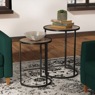 Maher 2 Piece Nesting Tables