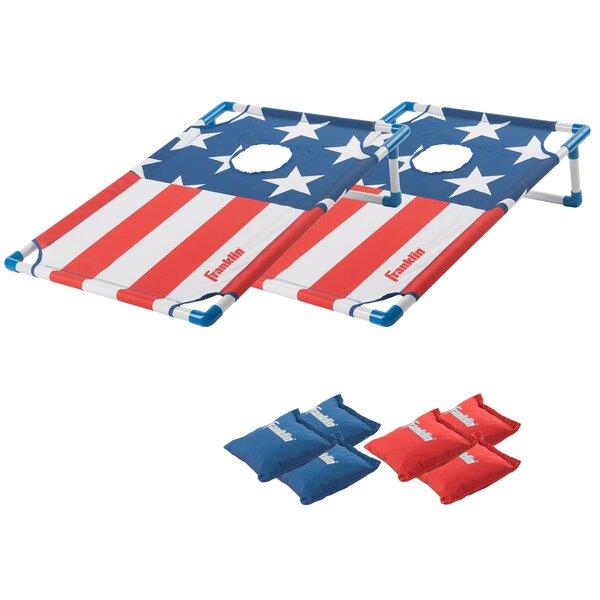 Cornhole Board by Franklin Sports