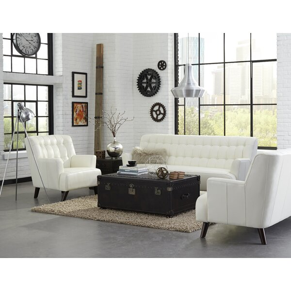 New York Configurable Living Room Set by Lazzaro Leather