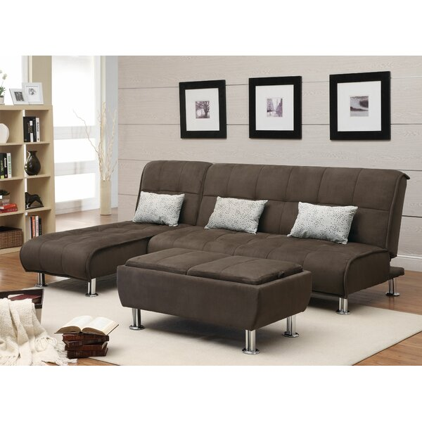 Cyrus Configurable  Sleeper Sectional by Latitude Run