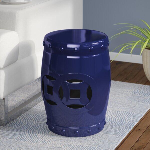 Cofer Ceramic Garden Stool by Brayden Studio