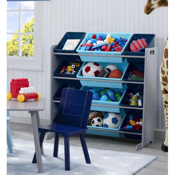 Toy Organizer By Delta Children.