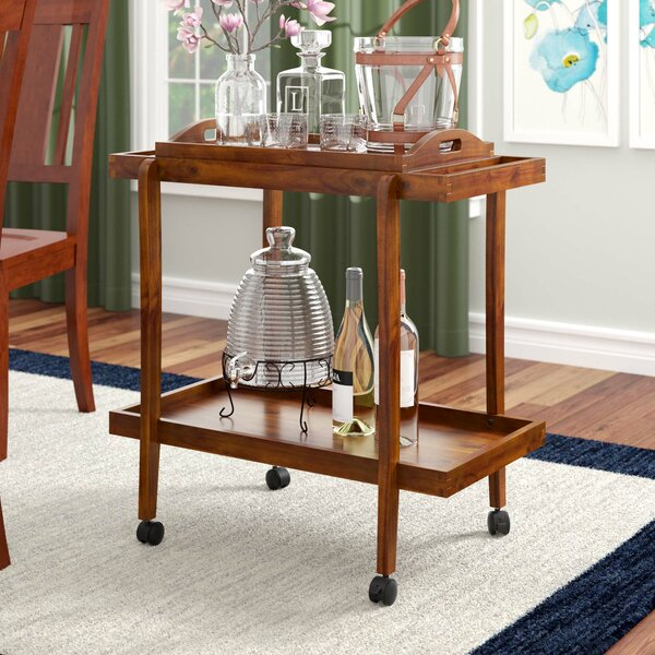 Henley Bar Cart by Red Barrel Studio Red Barrel Studio
