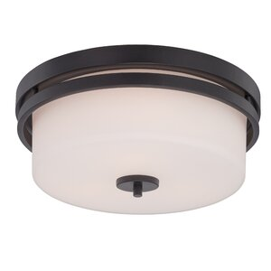 Melissa 3-Light Flush Mount