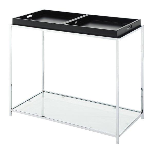 Zipcode Design Black Console Tables