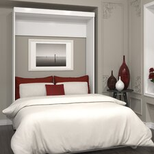 Walley Full/Double Murphy Bed by Brayden Studio