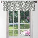 Kitchen Bay Window Curtains | Wayfair