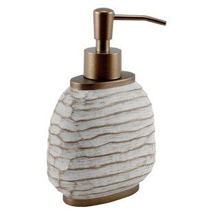 Bargain Chiseled Texture Lotion Dispenser ByMCS Industries