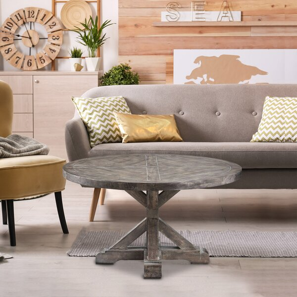 Boston Cocktail Table By Gracie Oaks
