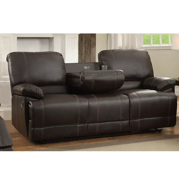 In Vogue Hitterdal Reclining Sofa Hot Bargains! 30% Off