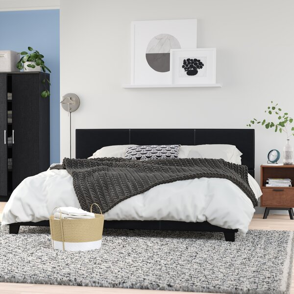 Mariano Upholstered Platform Bed by Zipcode Design