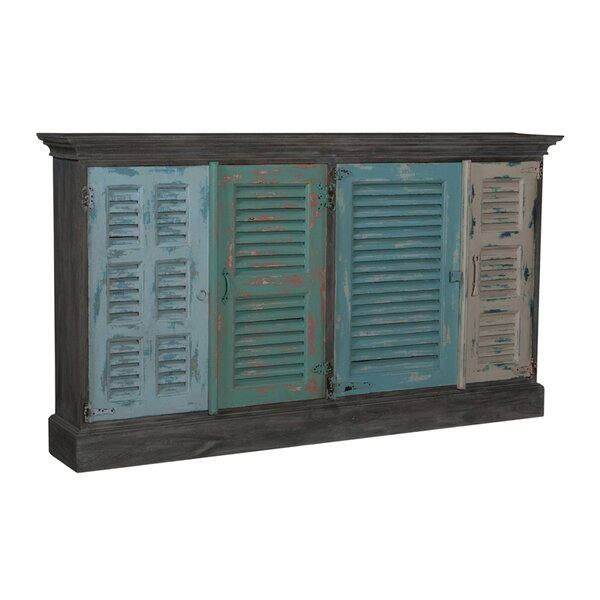 Ingleside Coastal Credenza by Rosecliff Heights