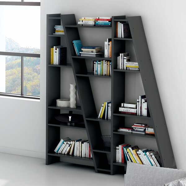 Delta Composition New 2010-003 Standard Bookcase by Tema