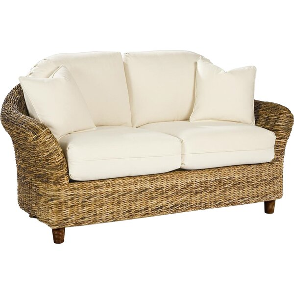 Debose Loveseat by Bay Isle Home Bay Isle Home