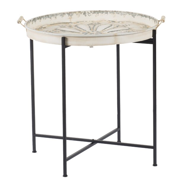 Review Bewley Tray Top End Table