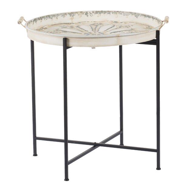 Deals Bewley Tray Top End Table