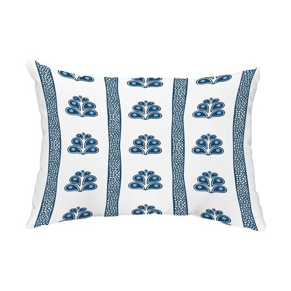 Proffitt Stripe Outdoor Rectangular Pillow Cover and Insert