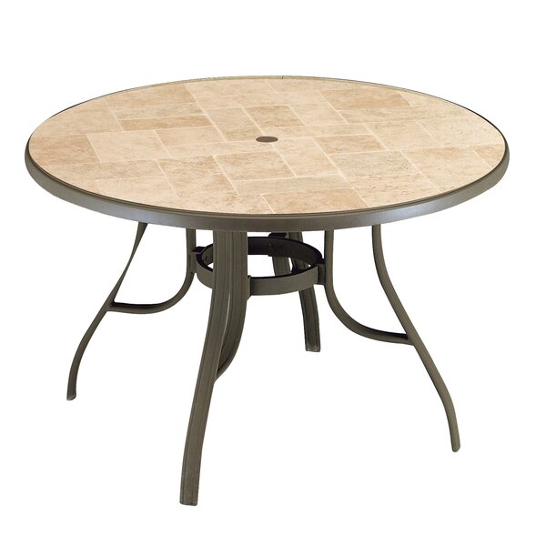 Louisiana Dining Table by Grosfillex Commercial Resin Furniture
