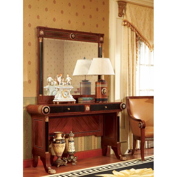Empire Console Table By Astoria Grand