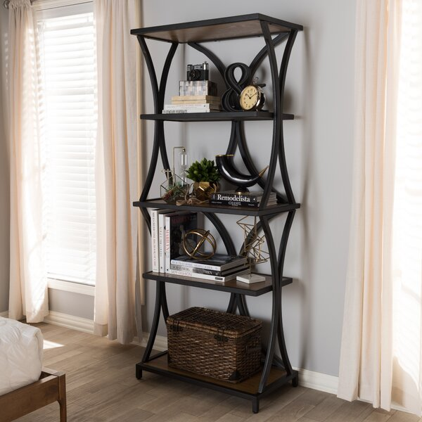 Pietrzak Etagere Bookcase by Gracie Oaks