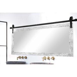 Low priced Nicholle Vanity Mirror ByGracie Oaks