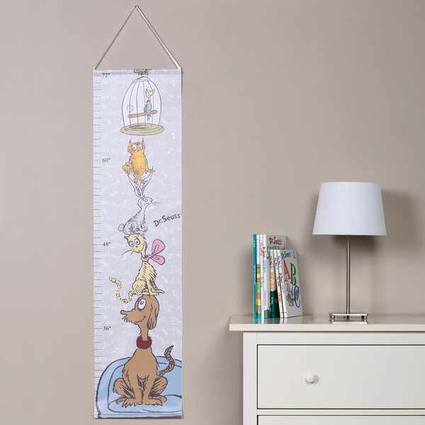 Dr. Seuss What Pet Should I Get Growth Chart by Trend Lab