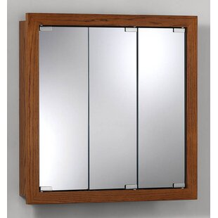 Compare & Buy 24 x 24 Surface Mount Medicine Cabinet By Jensen