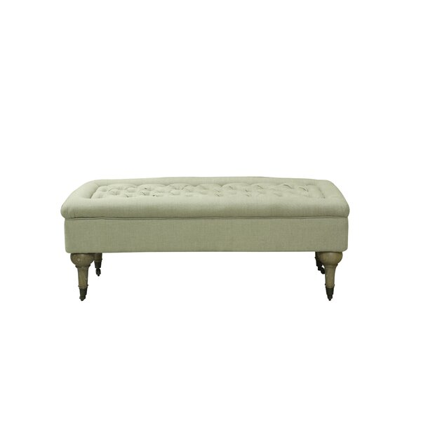 Lebaron Upholstered Bench by Darby Home Co