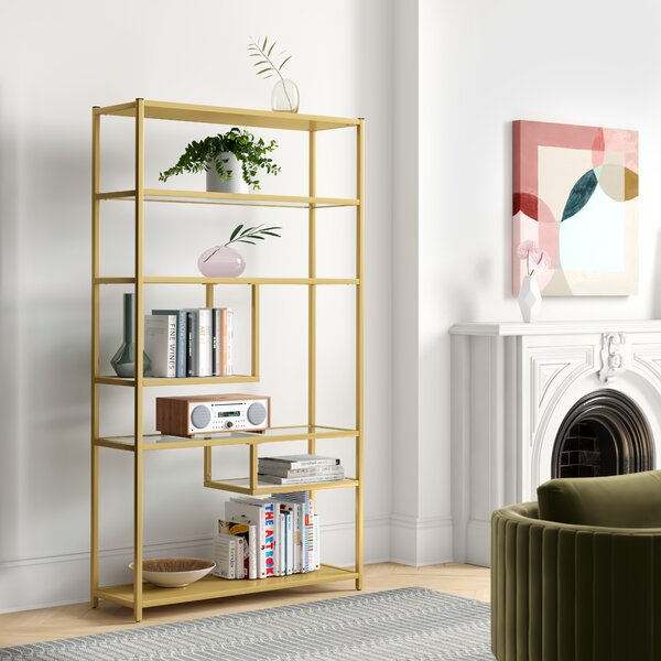 Kit Geometric Bookcase By Foundstone