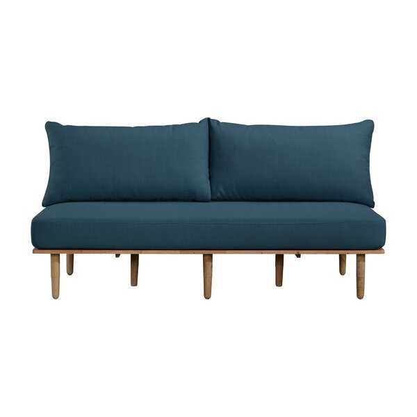 Lakendra Loveseat by Bungalow Rose