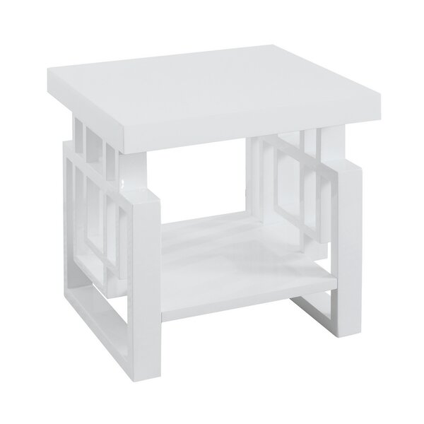 Teaya End Table by Latitude Run Latitude Run