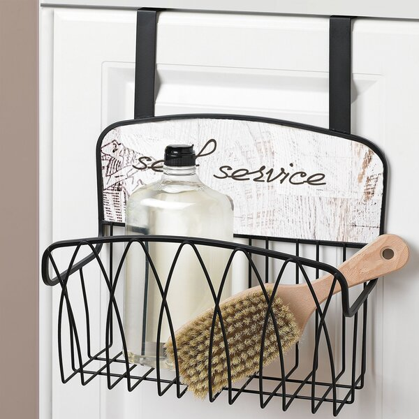 Self Service Over the Door Organizer by Stupell Industries