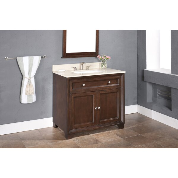Berby 36 Single Bathroom Vanity Set by Lanza