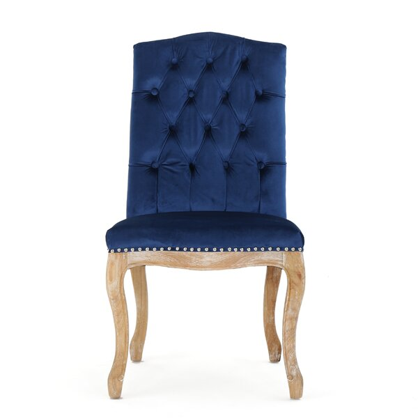 Paulk New Side Chair (Set Of 2) By One Allium Way
