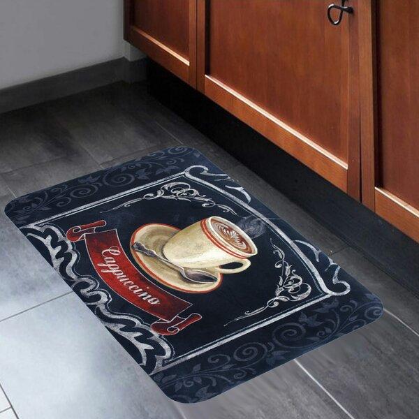 Knaus Cappuccino Cup Oversized Premium Kitchen Mat
