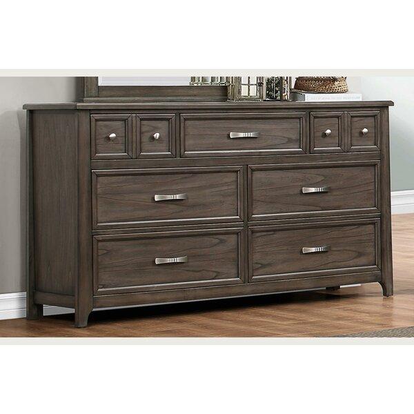 Pirkle 7 Drawer Dresser by Gracie Oaks