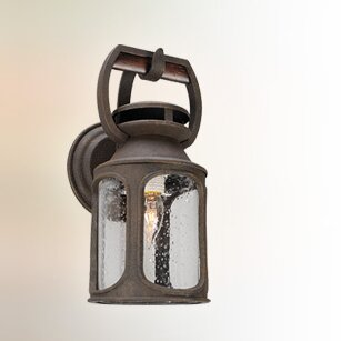Reviews Dawn Outdoor Wall Lantern By Loon Peak