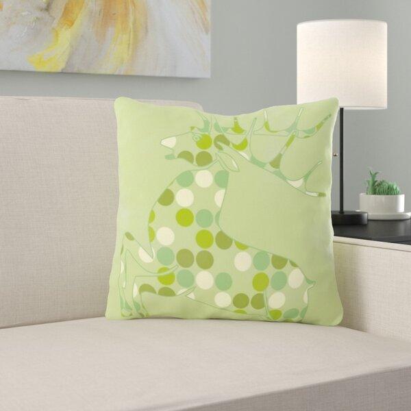 Thankful Indoor/Outdoor Throw Pillow