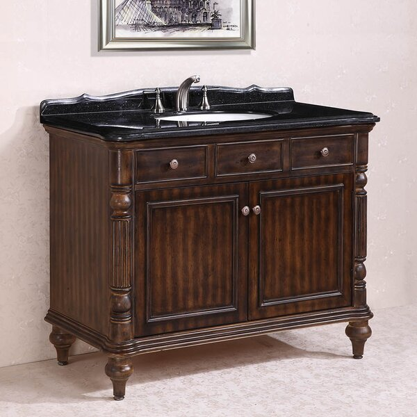 Seaview 47 Single Bathroom Vanity Set by Astoria Grand