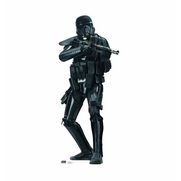 Star Wars Rogue One Death Trooper™ Life-Sized Cardboard Cutout by Advanced Graphics