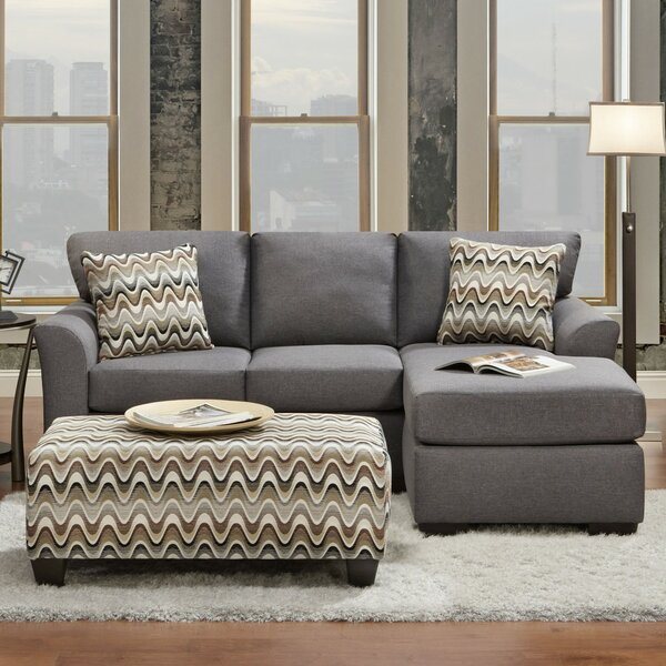 New Chic Mueller Right Hand Facing Sectional by Latitude Run by Latitude Run