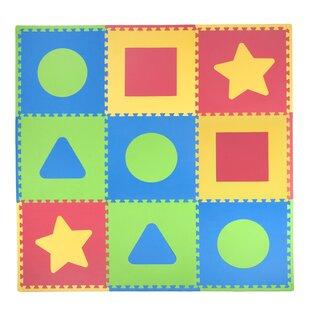 Look for 9 Piece Floor Mat ByTadpoles