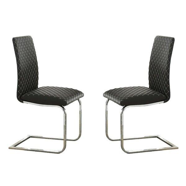 Mcintosh Upholstered Dining Chair (Set Of 2) By Orren Ellis Orren Ellis